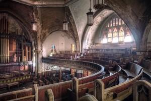abandobed church 2
